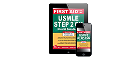 First Aid for the USMLE Step 2 CK (Clinical Knowledge), Ninth Edition