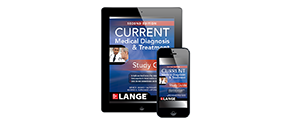 CURRENT Medical Diagnosis and Treatment (CMDT) Study Guide, 2E