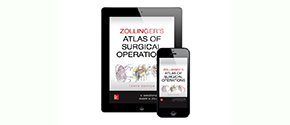 Zollinger's Atlas of Surgical Procedures, 10/E