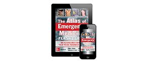 Atlas of Emergency Medicine Flashcards
