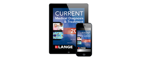 CURRENT Medical Diagnosis and Treatment (CMDT) 2019