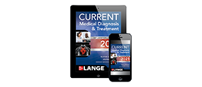 CURRENT Medical Diagnosis and Treatment (CMDT) 2021