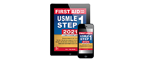First Aid for the USMLE Step 1, 2021