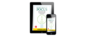 Videos for Pocket Guide to POCUS: Point-of-Care Tips for Point-of-Care Ultrasound