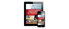 Ma and Mateer's Emergency Ultrasound, 4th Edition